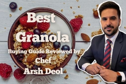 In Association With Chef Arsh Deol
