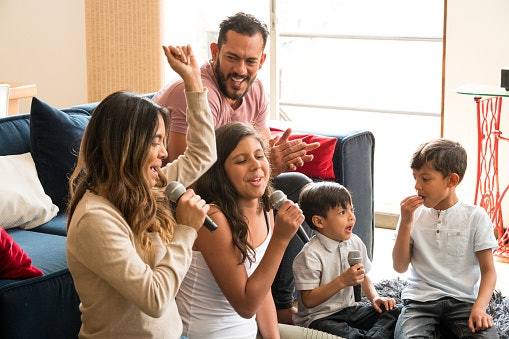 Buy Home Karaoke Systems for Your Big Family