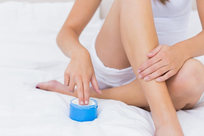 Selecting Between Body Cream and Lotion