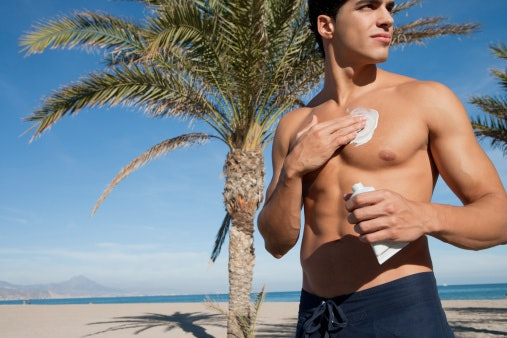 Apply Sunscreen To Protect Your Skin From Harmful UV Rays