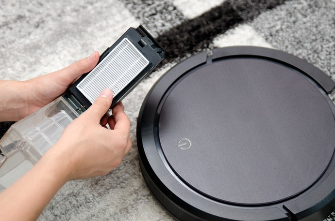 Choose a Vacuum With HEPA Filters if You're Prone to Allergies