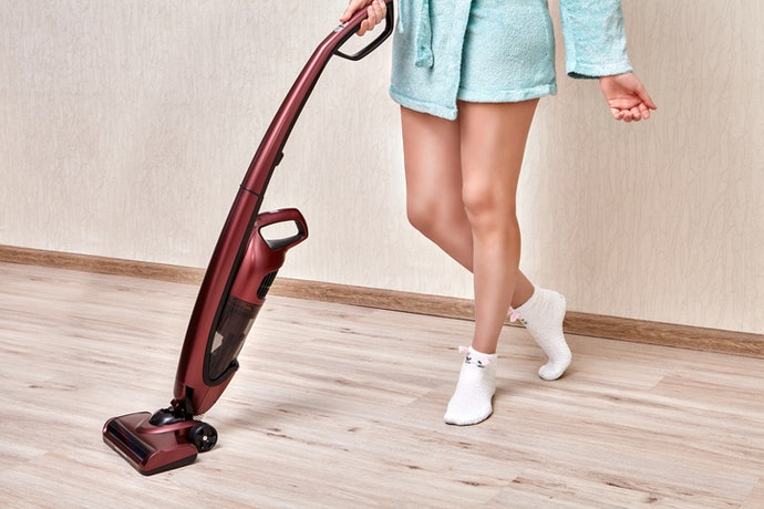 Upright Vacuums Work on Different Types of Flooring