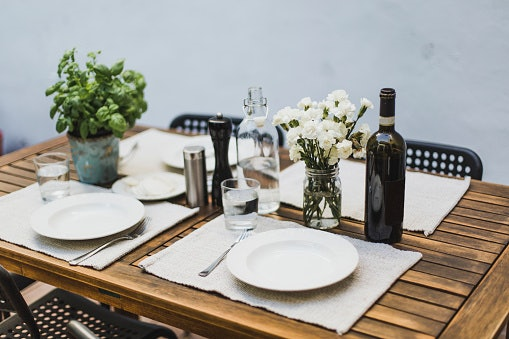Bone China Makes for the Most Robust and Durable Dinnerware Material