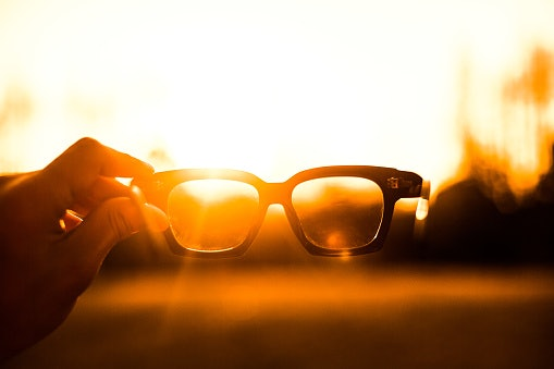 Look for the Percentage of UV Protection in the Lenses
