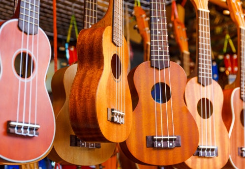 Consider the Various Types of Ukuleles