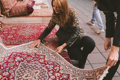 Choose the Elegant Oriental Carpets