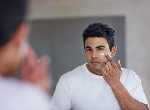 Use a Moisturizing Product if You Have Dry Skin