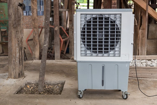 Desert and Window Air Coolers for Places With Hot and Dry Summers