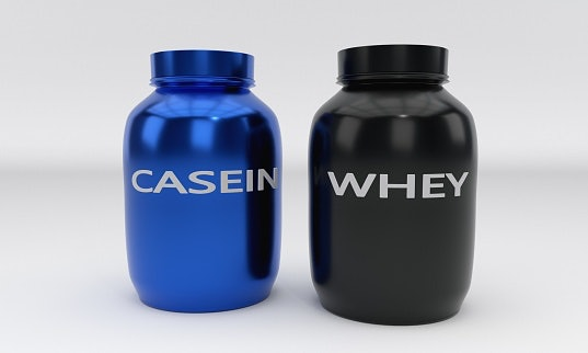 Casein Protein is Also a Very Famous Type of Protein