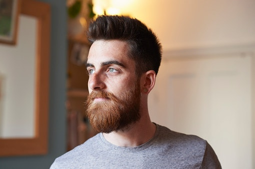 Thyme, Lavender, and Rosemary Essential Oils Boost Beard Growth