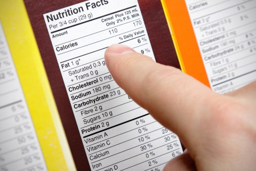 High Energy Value With a Low-Calorie Content Are Best for Weight Loss