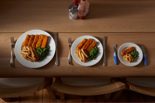 Get the Right Size of Plates Considering Space and Storage Restrictions