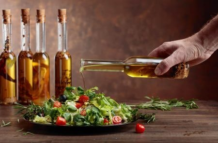 Extra-Virgin Olive Oil Is Best Used as a Condiment