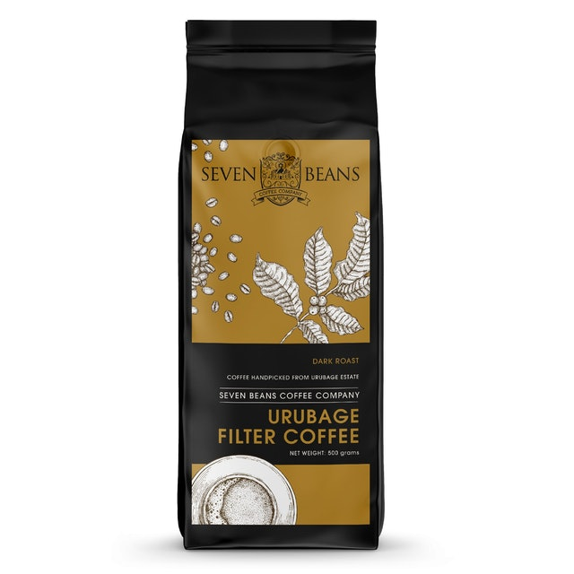 Seven Beans Urubage Filter Coffee 1
