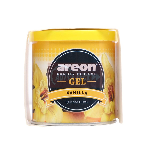 areon Vanilla Gel Air Freshener 1