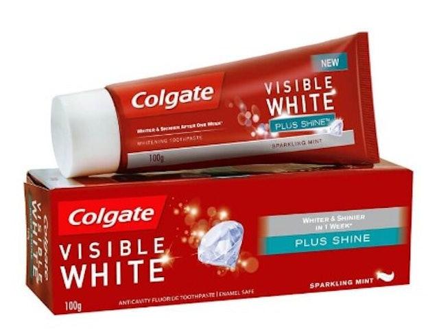 Colgate  Toothpaste Visible White Plus Shine 1