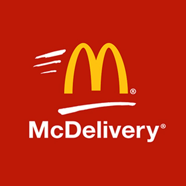 McDonald's McDelivery 1