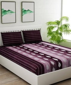 Top 10 Best Bed Sheets in India 2020 (Solimo, Pizuna, and more) 4