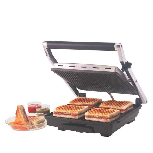 Borosil Super Jumbo Grill Sandwich Maker 1