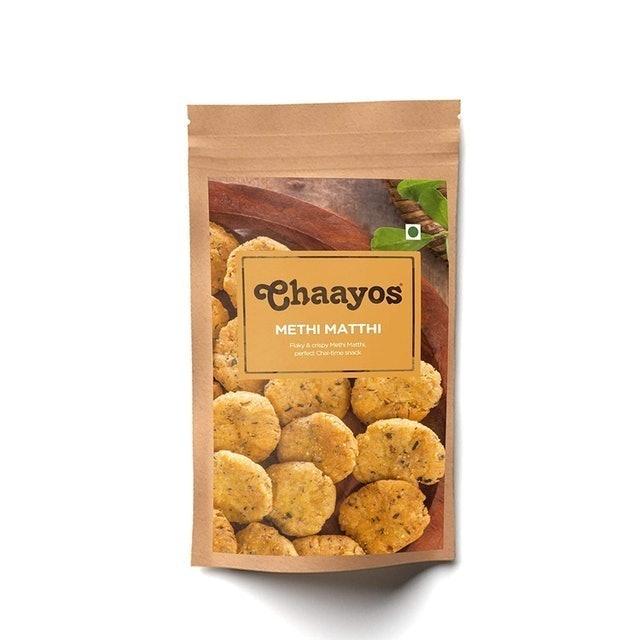 Chaayos Methi Matthi  1