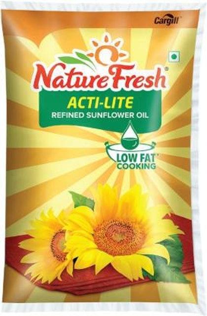 Nature Fresh Acti Lite Sunflower Oil 1
