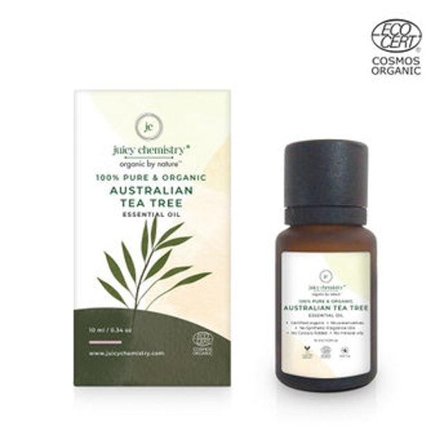 Juicy Chemistry Australian Tea Tree Essential Oil 1
