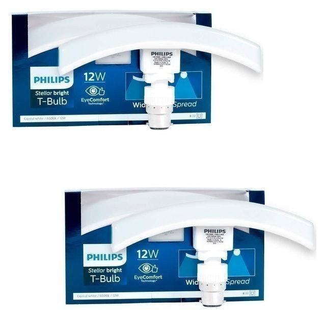 Philips T-Curve LED Bulb 1