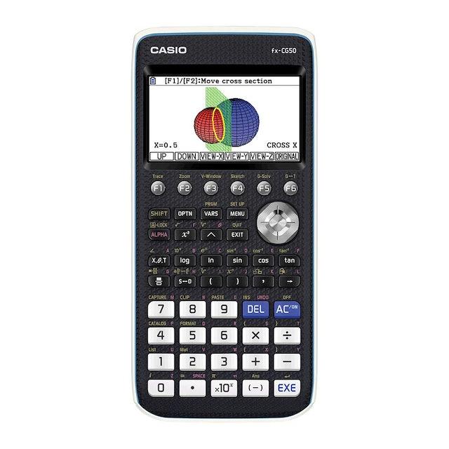 Casio  FX-CG50 Scientific Graphic Calculator 1