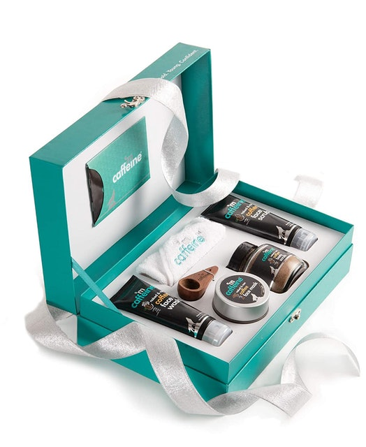 MCaffeine Coffee Mood Skin Care Gift Kit 1
