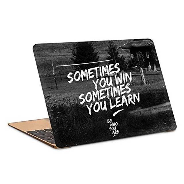 Poster Gully Laptop Skin 1