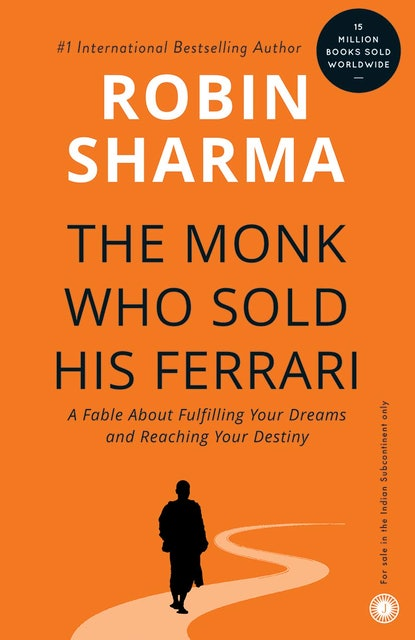 Robin Sharma The Monk Who Sold His Ferrari 1
