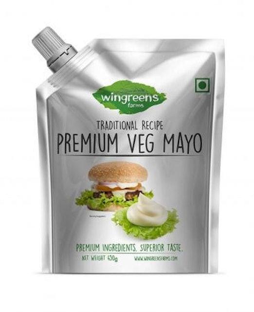 Wingreens Farms  Premium Veg Mayo 1