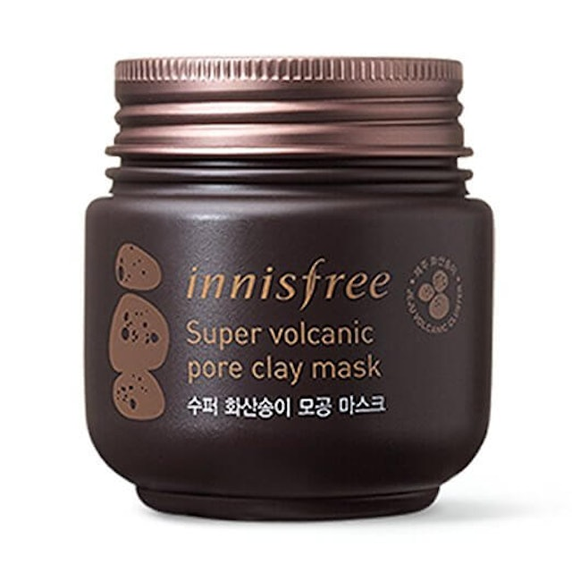 Innisfree  Super Volcanic Pore Clay Mask 1