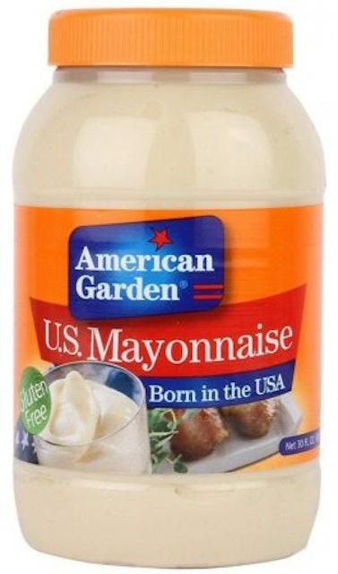 American Garden  U.S. Mayonnaise 1