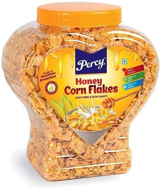 Percy Honey Corn Flakes 1