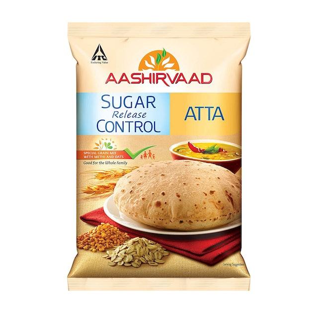 Aashirvaad Sugar Release Control Atta 1