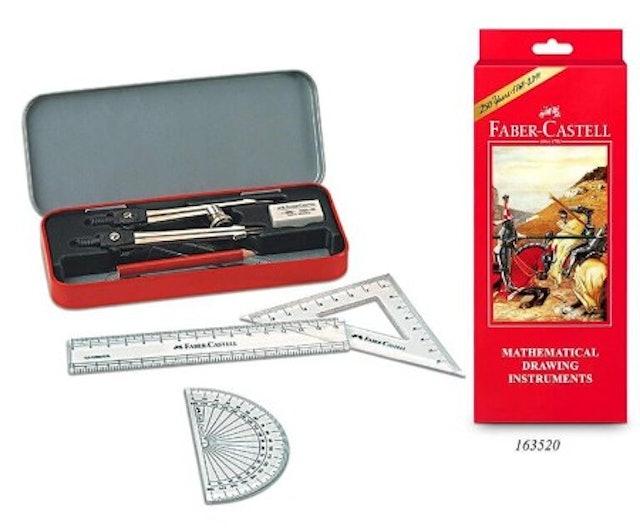 Faber-Castell  Mathematical Instruments 1