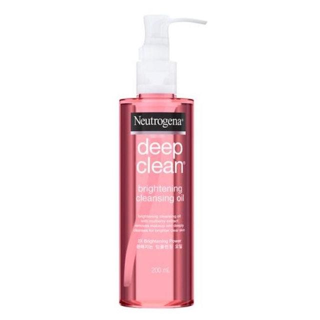 Neutrogena Deep Clean Brightening Cleansing Oil, 200ml 1