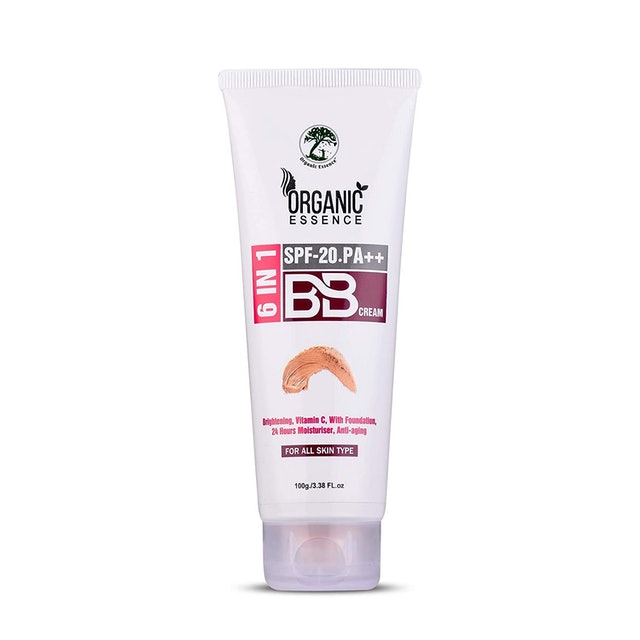 Organic Essence BB Cream 6 IN 1 With Natural Shade 1