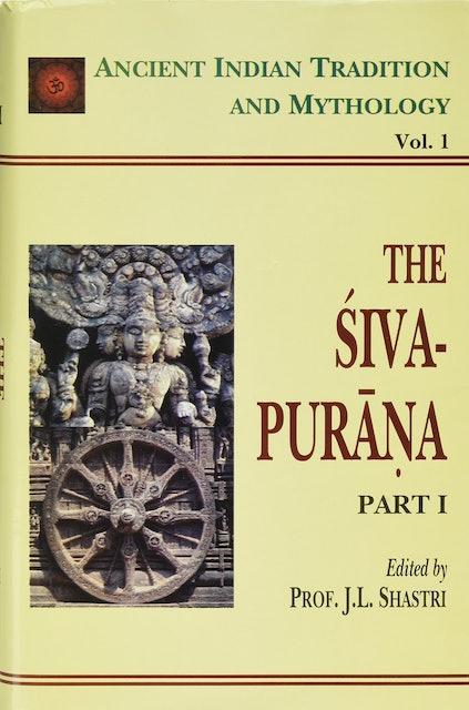 J.L. Shastri The Siva Purana 1