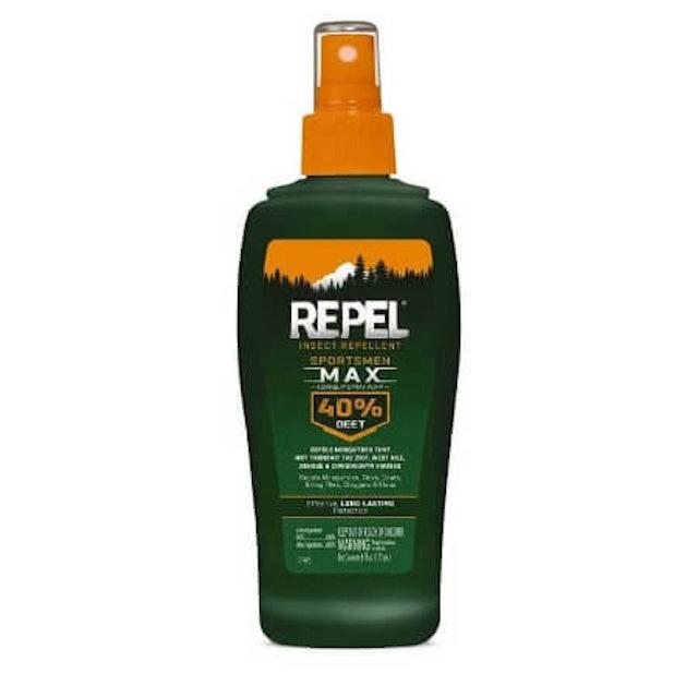 Repel Insect Repellent Sportsmen Max 40% DEET Spray 1