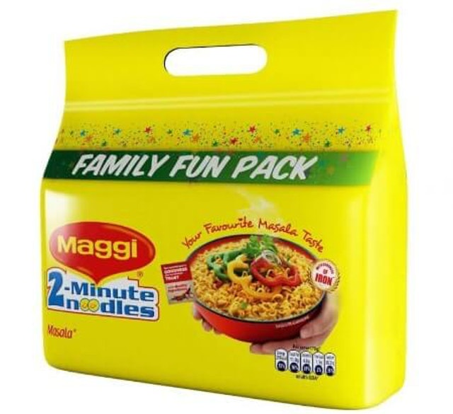 Maggi  2-Minutes Noodles Masala 1
