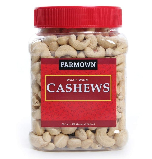 FarmOwn Whole White Cashews 1