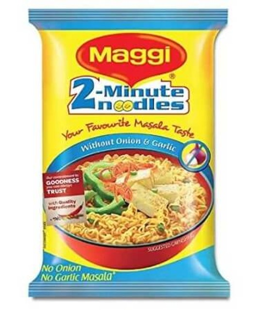 Maggi  No Onion No Garlic Noodles 1
