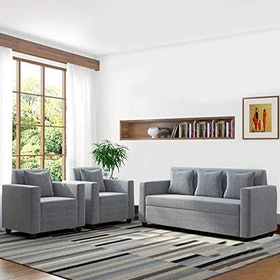 Top 10 Best Sofa Sets in India 2020 (FabIndia, IKEA, and more) 4