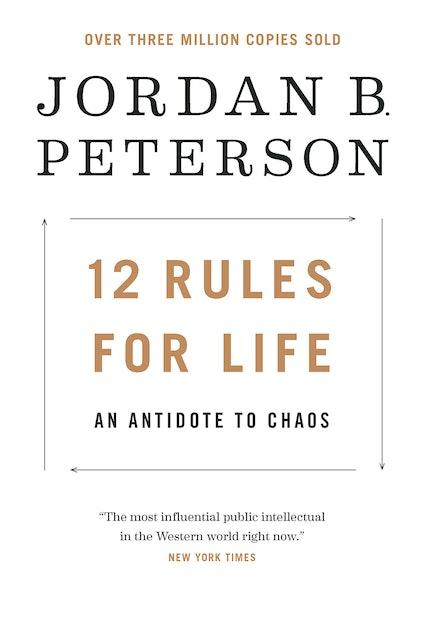 Jordan B. Peterson 12 Rules for Life 1