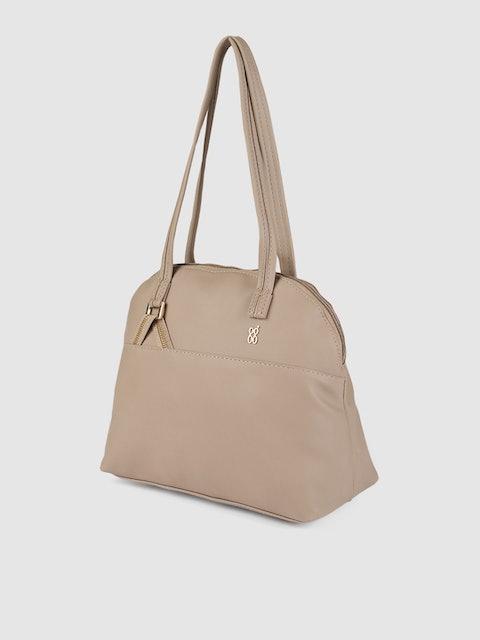 Baggit Women Beige Shoulder Bag 1
