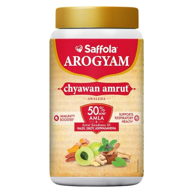 Saffola Arogyam Chyawanamrut 1