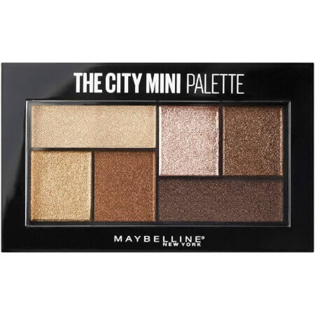 Maybelline  New York City Mini Palette – Rooftop Bronze 1