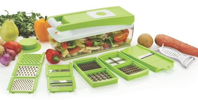 Vegetable Chopper Ganesh  Multipurpose Vegetable and Fruit Chopper  1